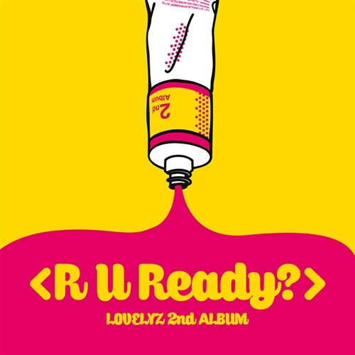 러블리즈 - 정규 2집 R U Ready?
