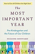 Most Important Year : Pre-Kindergarten and the Future of Our Children