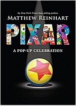 Pixar: A Pop-Up Celebration (Hardcover)