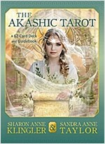 The Akashic Tarot: A 62-Card Deck and Guidebook (Other)