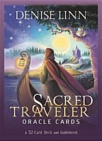 Sacred Traveler Oracle Cards: A 52-Card Deck and Guidebook (Other)