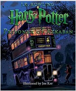 Harry Potter and the Prisoner of Azkaban: Illustrated Edition, Volume 3 (Hardcover, 미국판)