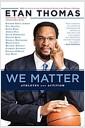 [중고] We Matter: Athletes and Activism (Paperback)