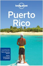 Lonely Planet Puerto Rico (Paperback, 7)