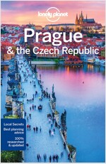 Lonely Planet Prague & the Czech Republic (Paperback, 12)