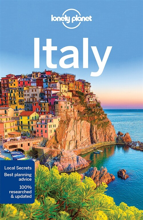 Lonely Planet Italy (Paperback, 13)