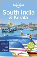Lonely Planet South India & Kerala (Paperback, 9)