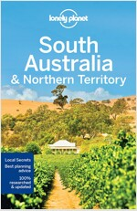 Lonely Planet South Australia & Northern Territory (Paperback, 7)