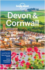 Lonely Planet Devon & Cornwall (Paperback, 4)