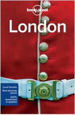 Lonely Planet London (Paperback, 11)