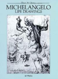 Michelangelo Life Drawings (Paperback)