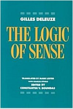 The Logic of Sense (Paperback)