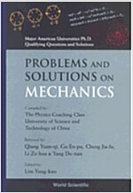Problems and Solutions on Mechanics (Paperback)