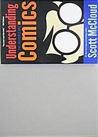 Understanding Comics: The Invisible Art (Paperback)