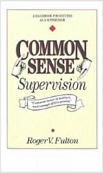 Common Sense Supervision (Paperback)