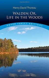 Walden, Or, Life in the Woods (Paperback)
