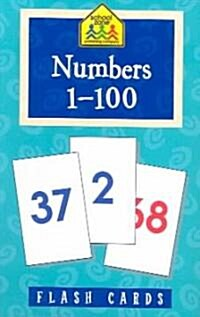 Numbers 1-100: Flashcards (Other)