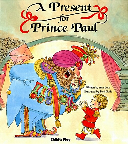 A Present for Prince Paul (Hardcover)