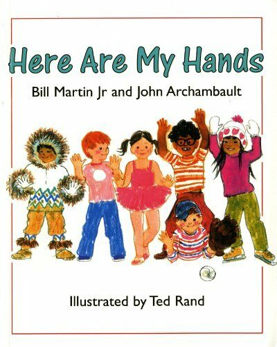 Here Are My Hands (Paperback)