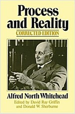 Process and Reality: An Essay in Cosmology (Paperback)