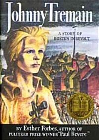 Johnny Tremain (Hardcover)