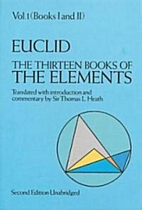 The Thirteen Books of the Elements, Vol. 1 (Paperback, 2)