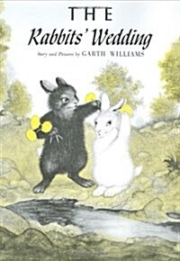 [중고] The Rabbits' Wedding (Hardcover)
