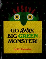 Go Away, Big Green Monster! (Hardcover)