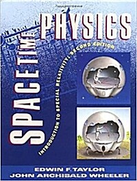 Spacetime Physics (Paperback, 2nd, Subsequent)
