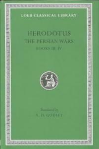 The Persian Wars, Volume II: Books 3-4 (Hardcover, Revised)
