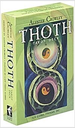 Thoth Tarot Deck Large (Other)