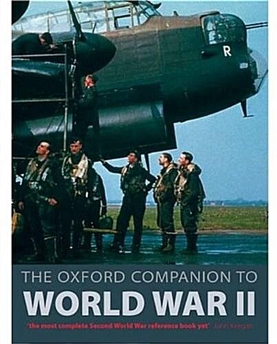 Oxford Companion to World War II (Paperback, Reissue)