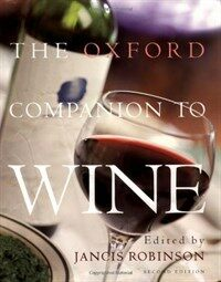 The Oxford companion to wine 2nd ed.