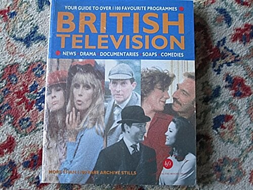 British Television: An Illustrated Guide (Paperback)
