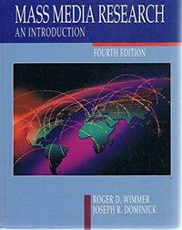 Mass media research : an introduction 4th ed