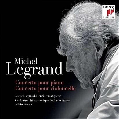 [수입] 미셸 르그랑 : 피아노 & 첼로 협주곡 (2LP)