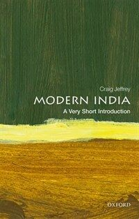 Modern India: A Very Short Introduction (Paperback)