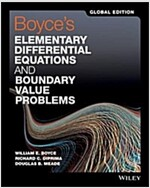 Elementary Differential Equations and Boundary Value Problems (Paperback, 11th Global ed)
