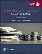 Horngren's Cost Accounting: A Managerial Emphasis, Global Edition (Paperback, 16 ed)