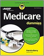 Medicare for Dummies (Paperback, 3)
