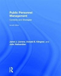 Public personnel management : contexts and strategies / 7th ed