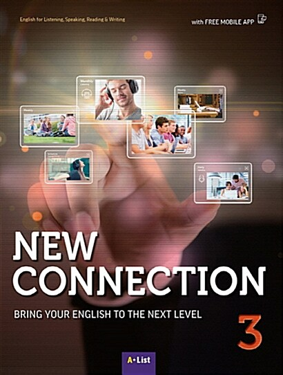 New Connection 3 : Student Book (Paperback +  Digital CD)