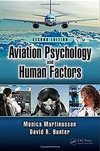 Aviation psychology and human factors / 2nd ed