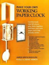 Make Your Own Working Paper Clock (Paperback)