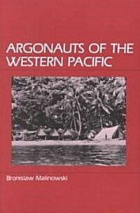 Argonauts of the Western Pacific (Paperback, Reprint)