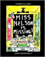 Miss Nelson Is Missing! (Paperback)