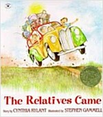 The Relatives Came (Paperback)