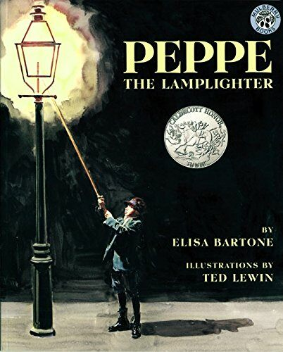 Peppe the Lamplighter (Paperback)