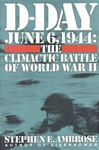 D-Day June 6, 1944 (Hardcover)