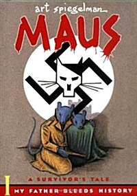 Maus I: A Survivors Tale: My Father Bleeds History (Paperback)